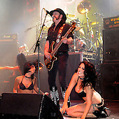 Nov 22, 2008: MOTORHEAD - Apollo Hammersmith London