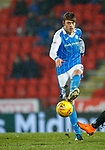 Murray Davidson, St Johnstone
