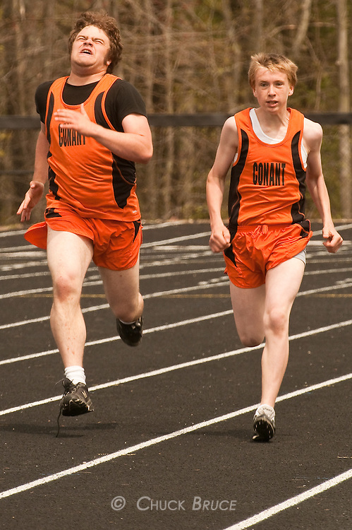 Conant Orioles Second Home Track Meet