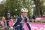 Audrey Cordon Ragot (FRA) at the end of the Women Elite Road Race of the UCI World Championships 2019 running 149.4km from Bradford to Harrogate, England. 28th September 2019.<br /> Picture: Seamus Yore | Cyclefile<br /> <br /> All photos usage must carry mandatory copyright credit (© Cyclefile | Seamus Yore)