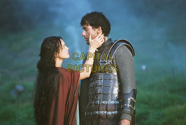 King Arthur (2004)<br /> Keira Knightley, Clive Owen<br /> *Filmstill - Editorial Use Only*<br /> CAP/KFS<br /> Image supplied by Capital Pictures