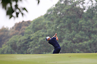 Gregory Havret (FRA) on the 18th fairway during Round 3 of the UBS Hong Kong Open, at Hong Kong golf club, Fanling, Hong Kong. 25/11/2017<br /> Picture: Golffile | Thos Caffrey<br /> <br /> <br /> All photo usage must carry mandatory copyright credit     (&copy; Golffile | Thos Caffrey)