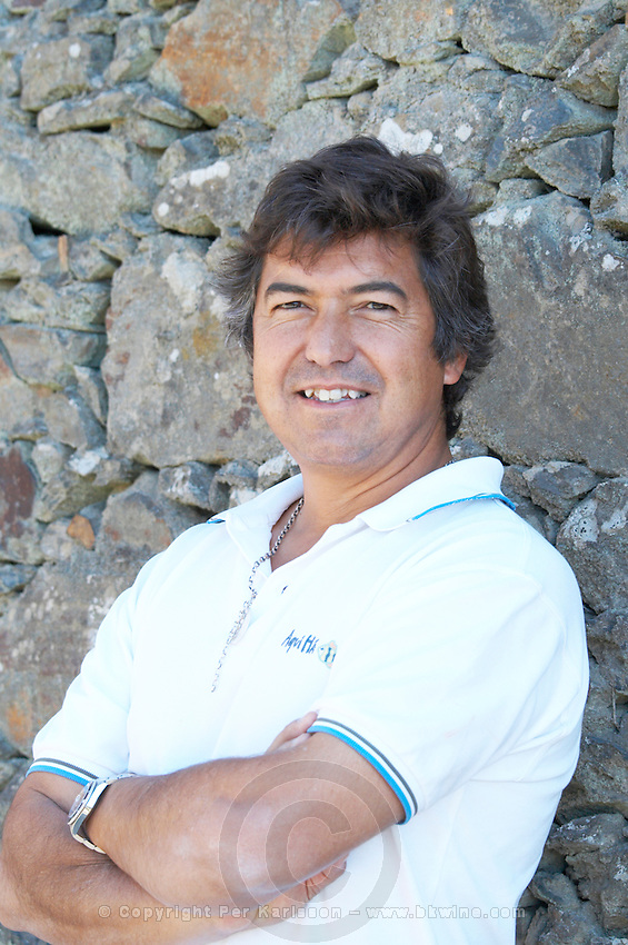 Joao Ferreira owner quinta do vallado douro portugal