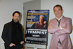 """US Theatrical Premiere Screening of """"The Tempest"""" on November 6, 2011 at Symphony Space's Peter Jay Sharp Theatre, New York City, New York. Producers Barry Avrich and Des McAnuff (who is also Artistic Director of the Stratford Shakespeare Festival where the film was shot) were at the Q&A after the screening.  (Photo by Sue Coflin/Max Photos)"""
