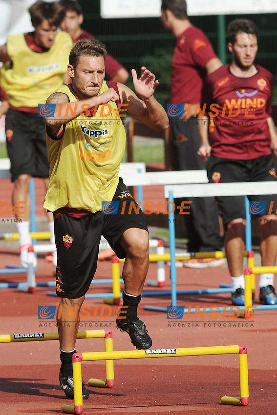 .Riscone di Brunico (BZ) 13/07/2012 .Football Calcio 2012/2013 .Foto Insidefoto Christian Mantuano