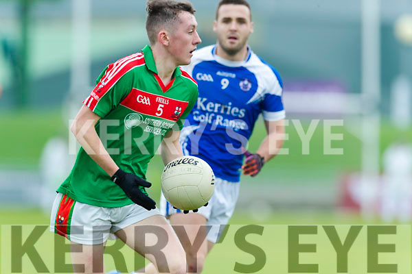 Kerins O'Rahillys in action against Sean O'Leary  Kilcummin Senior Football Championship Relegation Playoff in Austin Stack Park on Sunday