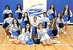 12-15-14, Skyline High School pompon team