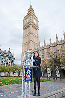 PICTURE BY ALEX BROADWAY /SWPIX.COM - Rugby League World Cup Parliament Visit - Westminster, London, England  - 31/10/12 -