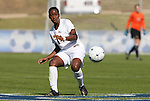 04 November 2009: Florida State's Tiffany McCarty. The Florida State University Seminoles defeated the Duke University Blue Devils 2-0 at Koka Booth Stadium in WakeMed Soccer Park in Cary, North Carolina in an Atlantic Coast Conference Women's Soccer Tournament Quarterfinal game.