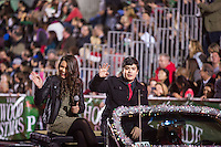 Hollywood Christmas Parade 2013 x Toys For Tots