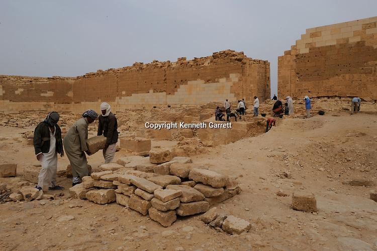 Last Pharaohs MM7836,  Egypt, Taposiris Magna, Temple, Kathleen Martinez, Osiris, Isis, Cleopatra, Marc Antony, excavation, burial ground