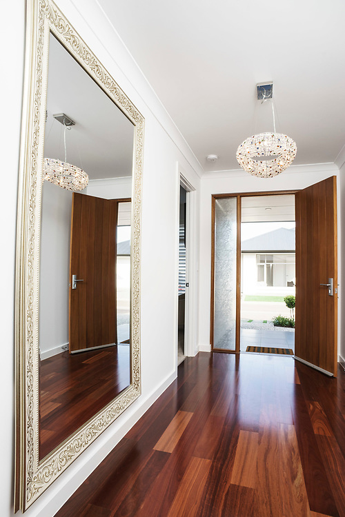 **Home & Life Magazine Use ONLY** Home & Life Mag, Medalllion Homes  Display the Way Woodville. 2a Connor Ave Woodville.  Photo: Nick Clayton