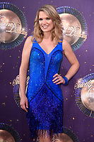 Charlotte Hawkins at the launch of the new series of &quot;Strictly Come Dancing&quot; at New Broadcasting House, London, UK. <br /> 28 August  2017<br /> Picture: Steve Vas/Featureflash/SilverHub 0208 004 5359 sales@silverhubmedia.com