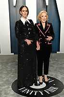 09 February 2020 - Los Angeles, California - Sarah Paulson, Holland Taylor. 2020 Vanity Fair Oscar Party following the 92nd Academy Awards held at the Wallis Annenberg Center for the Performing Arts. Photo Credit: Birdie Thompson/AdMedia