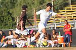 02-09-12 West vs Peninsula Boys Varsity Soccer