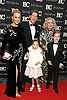 Greg Meidel and family attends the Broadcasting &amp; Cable Hall Of Fame 2018 Awards on October 29, 2018 at Ziegfeld Ballroom In New York, New York, USA. <br /> <br /> photo by Robin Platzer/Twin Images<br />  <br /> phone number 212-935-0770