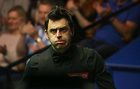 WORLD SNOOKER CHAMPIONSHIPS 2017 THE CRUCIBLE, SHEFFIELD - Ronnie O'Sullivan v Gary Wilson