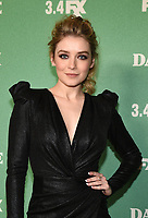 """LOS ANGELES - FEBRUARY 27: Sarah Bolger attends the red carpet premiere event for FXX's """"Dave"""" at the Directors Guild of America on February 27, 2020 in Los Angeles, California. (Photo by Frank Micelotta/FX Networks/PictureGroup)"""
