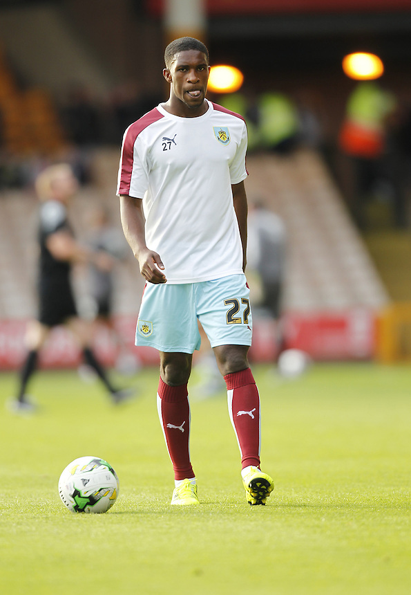 Burnley's Tendayi Darikwa<br />
