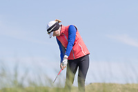 Lucy A Simpson (Massereene) during the second round of the Irish Womans Open Strokeplay Championship, Co Louth Golf Club, Baltray, Drogheda, Co Louth, Ireland. 12/05/2018.<br /> Picture: Golffile | Fran Caffrey<br /> <br /> <br /> All photo usage must carry mandatory copyright credit (&copy; Golffile | Fran Caffrey)