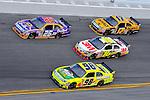 Feb 12, 2009; 2:35:01 PM; Daytona Beach, FL, USA; NASCAR Sprint Cup Series race of the Gatorade Duel at Daytona International Speedway.  Mandatory Credit: (thesportswire.net)