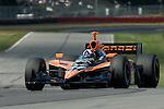 20 July 2007: Dario Franchitti (XSC) at the Honda 200 at Mid-Ohio, Lexington, Ohio.