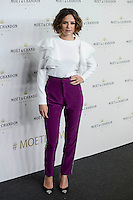 "Cristina Alarcon attends to the Moet & Chandom party ""New Year's Eve"" at Florida Retiro in Madrid, Spain. November 29, 2016. (ALTERPHOTOS/BorjaB.Hojas) /NORTEPHOTO.COM"