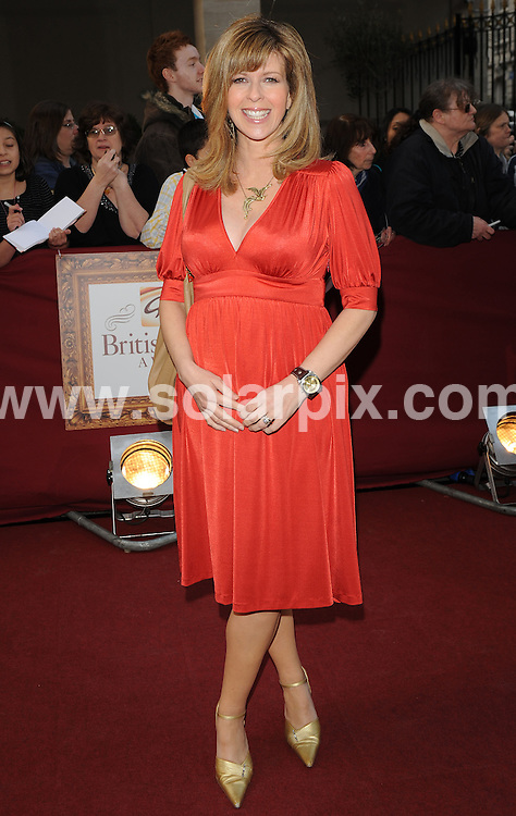"**ALL ROUND PICTURES FROM SOLARPIX.COM**.**WORLDWIDE SYNDICATION RIGHTS**.Authors and celebrities arrive for the Galaxy British Book Awards or ""Nibbies"" at the Grosvenor House Hotel in London..This pic:  Kate Garraway .JOB REF:  8765    SSD     DATE:  04.04.09.**MUST CREDIT SOLARPIX.COM OR DOUBLE FEE WILL BE CHARGED**.**ONLINE USAGE FEE GBP 50.00 PER PICTURE - NOTIFICATION OF USAGE TO PHOTO @ SOLARPIX.COM**.**CALL SOLARPIX : +34 952 811 768 or LOW RATE FROM UK 0844 617 7637**"