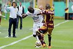 El deportes Tolima hizo respetar la condición de local y, tras iniciar perdiendo, remontó y se impuso 2 – 1 ante Deportivo Pasto este domingo por la tarde, en el estadio metropolitano de Techo, de la capital colombiana, en el marco de la fecha 16 de la Liga.