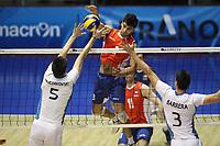 Voleibol 2018 Copa Murano Chile vs Argentina