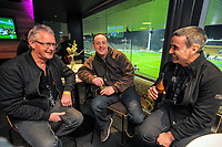 Fans in the corporate lounge after the Rugby Championship match between the NZ All Blacks and Argentina Pumas at Yarrow Stadium in New Plymouth, New Zealand on Saturday, 9 September 2017. Photo: Dave Lintott / lintottphoto.co.nz