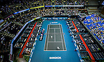 A general view of the Impact Arena during the final match on Day 9 of the PTT Thailand Open on October 3, 2010 in Bangkok, Thailand. Photo by Victor Fraile / The Power of Sport Images