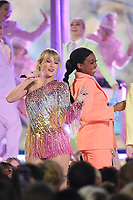LAS VEGAS - MAY 1: Taylor Swift at the 2019 Billboard Music Awards at the MGM Grand Garden Arena on May 1, 2019 in Las Vegas, Nevada. (Photo by Frank Micelotta/PictureGroup)