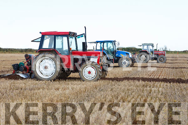 Ballyheigue's ploughing match at  the Rectory field, Buncurrig on Sunday
