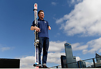 Mitch Gourley / Para-Skier<br /> is named a joint Team Captain for the <br /> 2018 Winter Paralympic Games in South Korea.<br /> Shot on location at PWC Melbourne<br /> Monday October 23rd  2017<br /> &copy; Explorer-Media / Jeff Crow