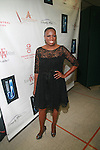 Essence Magazine's Mikki Taylor Attends the 7th Annual African American Literary Awards Held at Melba's Restaurant, NY 9/22/11