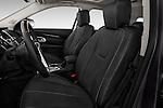 Front seat view of 2017 GMC Terrain FWD-Denali 5 Door SUV Front Seat  car photos