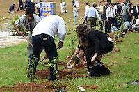 SAO PAULO, SP, 27 DE FEVEREIRO 2012 - 120 ANOS DA SECRETARIA DE AGRICULTURA E ABASTECIMENTO - O Governador do Estado Geraldo Alckmin durante abertura das comemorações dos 120 anos da Secretaria de Agricultura e Abastecimento do Estado de São Paulo, na regiao da Agua Funda regiao sul da capital paulista. (FOTO: ALEXANDRE MOREIRA - BRAZIL PHOTO PRESS).