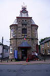 AE2KW4 Town hall and museum Marazion Cornwall England