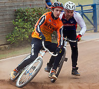 Cycle Speedway - Paul Heard