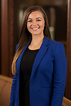 Amanda Moreland is graduating from the DePaul University College of Law in May, 2019. (DePaul University/Jeff Carrion)