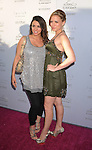 BEVERLY HILLS, CA. - May 26: Lisa Jackson and Bethany Joy Galeotti arrive at 2010 Collections: Lavish By Heidi Klum For A Pea In The Pod And Love at A Pea In The Pod on May 26, 2010 in Beverly Hills, California.
