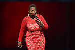 MIAMI, FL - OCTOBER 25:  Iyanla Vanzant onstage at Oprahs The Life You Want Weekend at American Airlines Arena on Saturday October 25, 2014 in Miami, Florida. (Photo by Johnny Louis/jlnphotography.com)