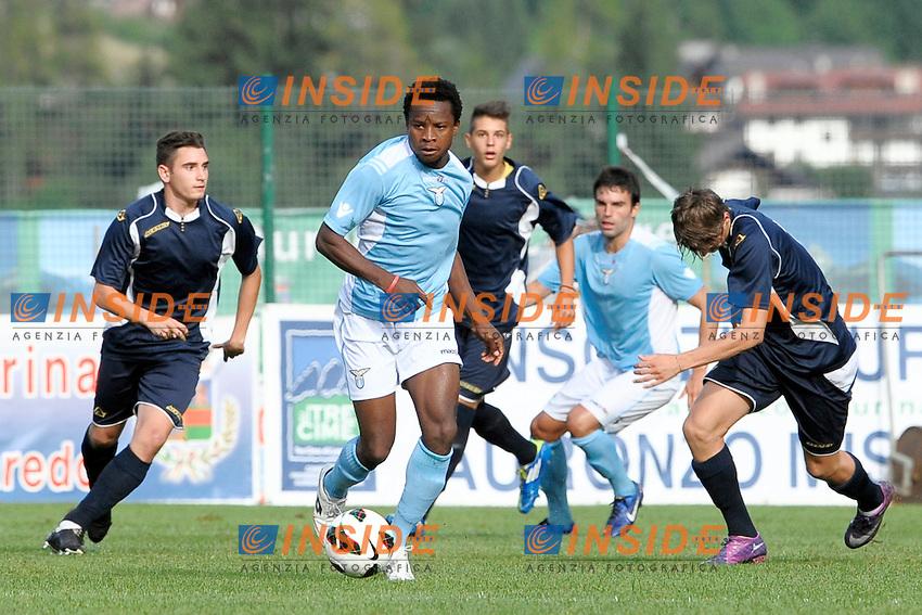 Ogenyi Eddy Onazi Lazio.Auronzo di Cadore 21/7/2012.Football Calcio 2012 / 2013 .Amichevole Friendly Match.SS Lazio Vs AC Montebelluna.Foto Insidefoto.