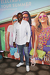 Model and Actor Tyson Beckford attends the Sunglass Hut Electric Summer Campaign Kick-Off‏ Held at Industry Kitchen