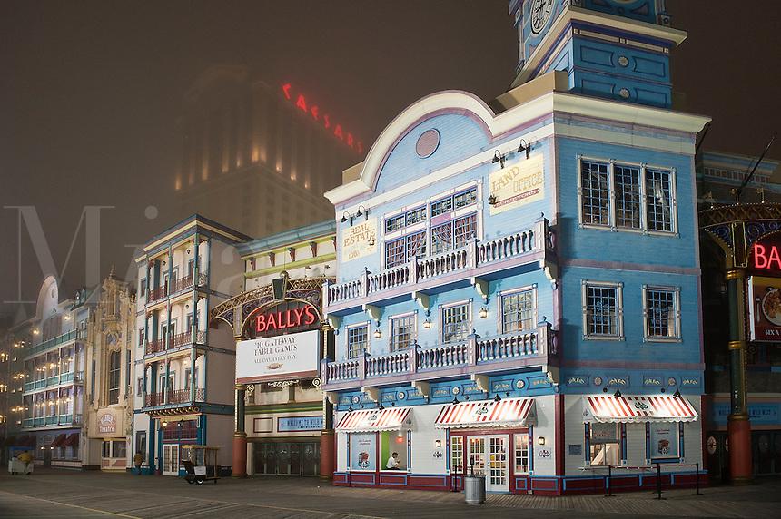 Bally's Wild West casino, Atlantic, City, New Jersey, USA