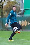 02.11.2018, Trainingsgelaende am Weserstadion, Bremen, GER, 1.FBL, Training SV Werder Bremen<br /> <br /> im Bild<br /> Philipp Bargfrede (Werder Bremen #44), <br /> <br /> Foto © nordphoto / Ewert