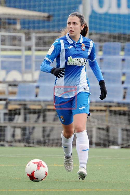 Spanish Women's Football League Iberdrola 2017/18 - Game: 18.<br /> RCD Espanyol vs Sporting Huelva: 1-0.<br /> Berta Pujadas.