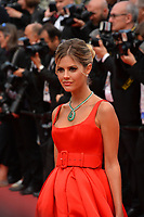 """CANNES, FRANCE. May 22, 2019: Lala Rudge  at the gala premiere for """"Oh Mercy!"""" at the Festival de Cannes.<br /> Picture: Paul Smith / Featureflash"""