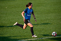 Kansas City, MO - Sunday September 3, 2017: Christina Gibbons during a regular season National Women's Soccer League (NWSL) match between FC Kansas City and Sky Blue FC at Children's Mercy Victory Field.